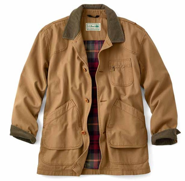 The original L.L.Bean Field Coat.