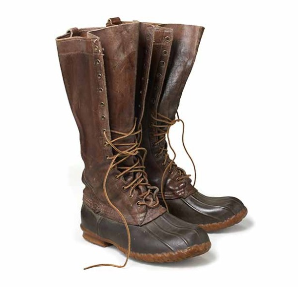 L.L.'s original L.L.Bean Boots.