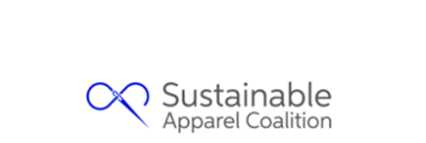 Sustainable Apparel Coalition logo.