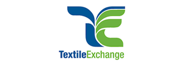 Textile Exchange logo.