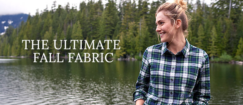 The Ultimate Fall Fabric.