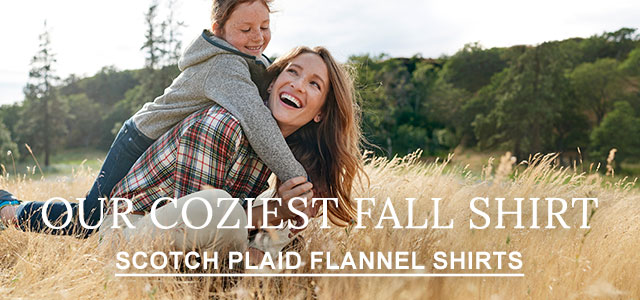 Our coziest fall shirt.