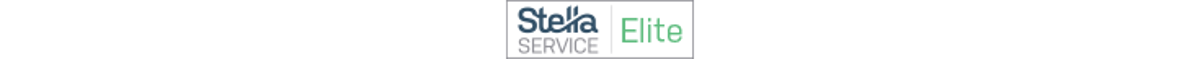 Stella Service Elite logo.