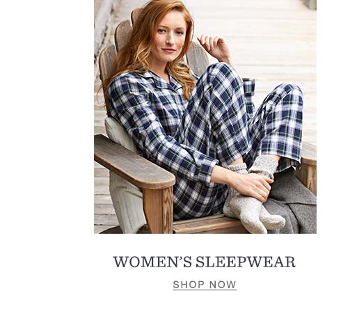 Women's sleepwear.