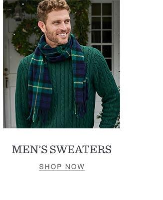 Men's Sweaters.