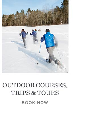 Outdoor Courses, Trips & Tours.