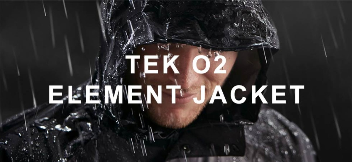 TEK O2 Element Jacket