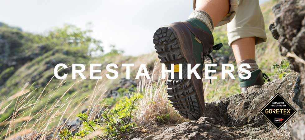Cresta Hikers.