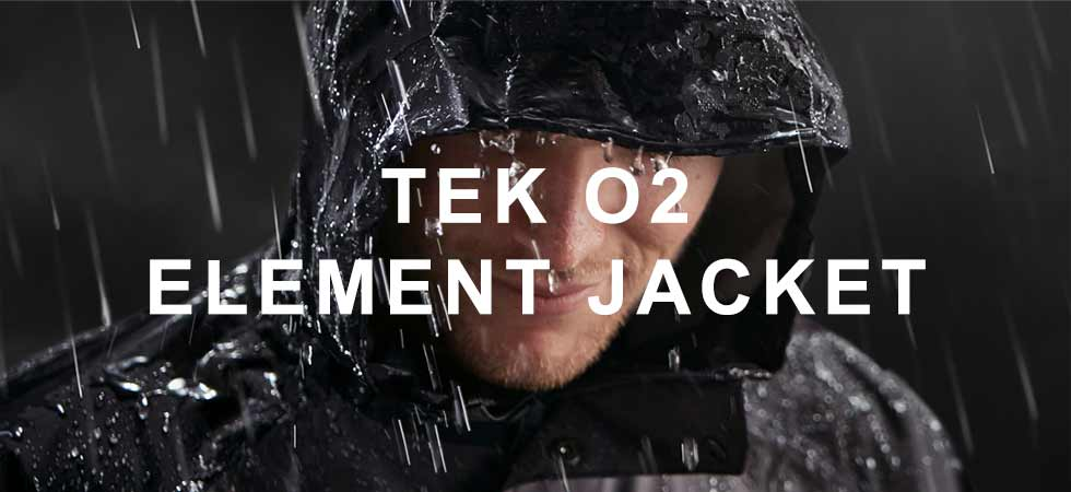 TEK O2 ELEMENT JACKET.