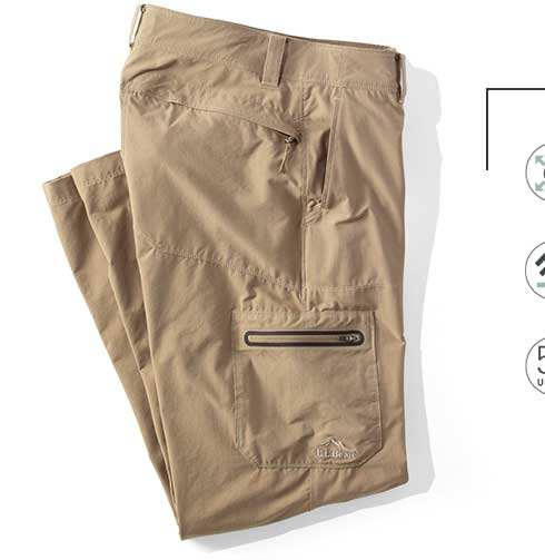 Image of hiking pants.
