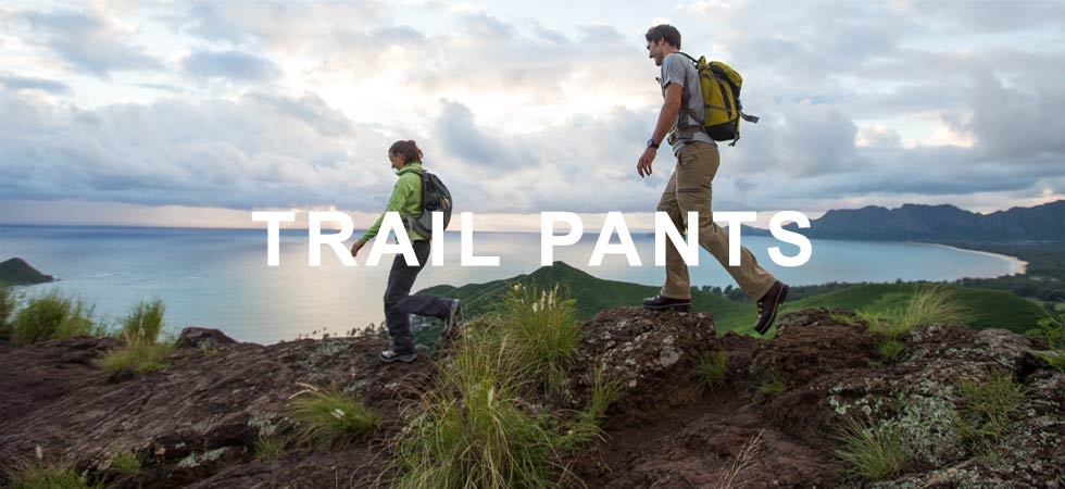 Trail Pants.