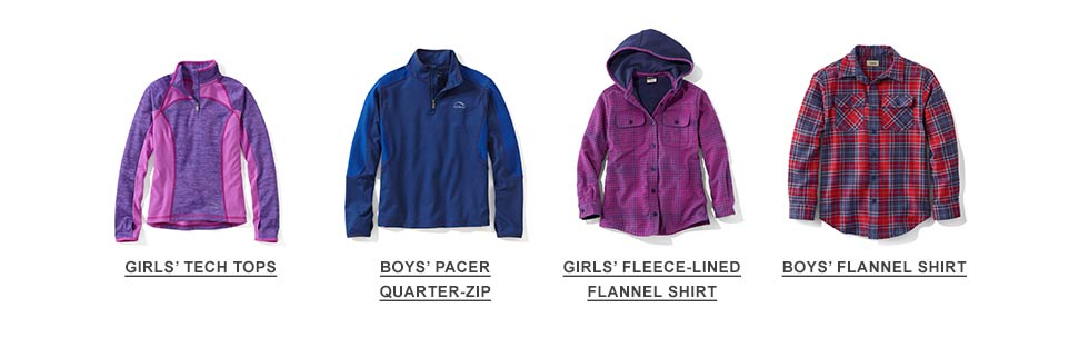 Assortment of Back to School Collection Clothes