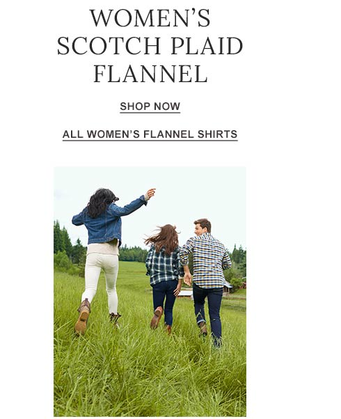 Scotch Plaid Flannel
