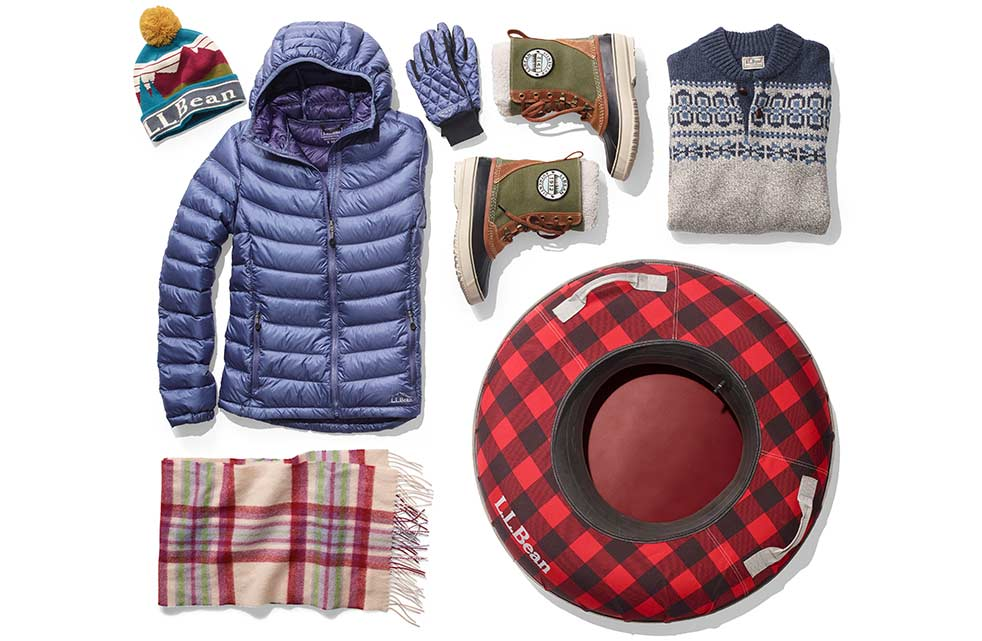 Selection of gifts to give warmer wipeouts.