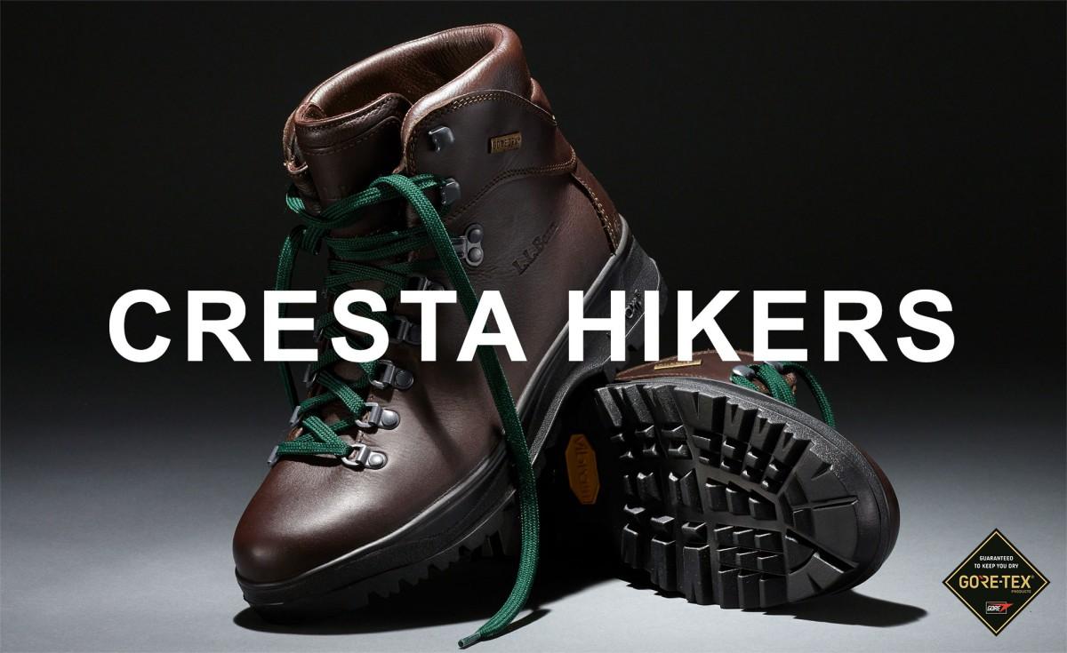 Cresta Hikers