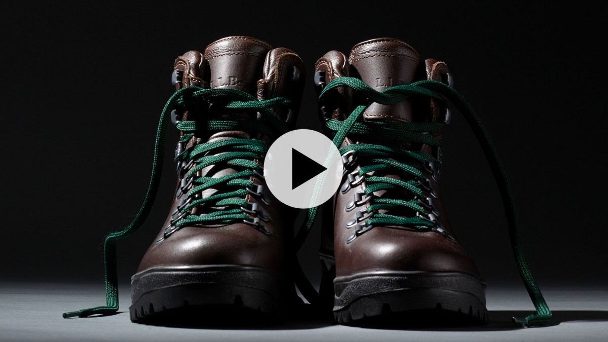 Cresta Hiking Boots Video
