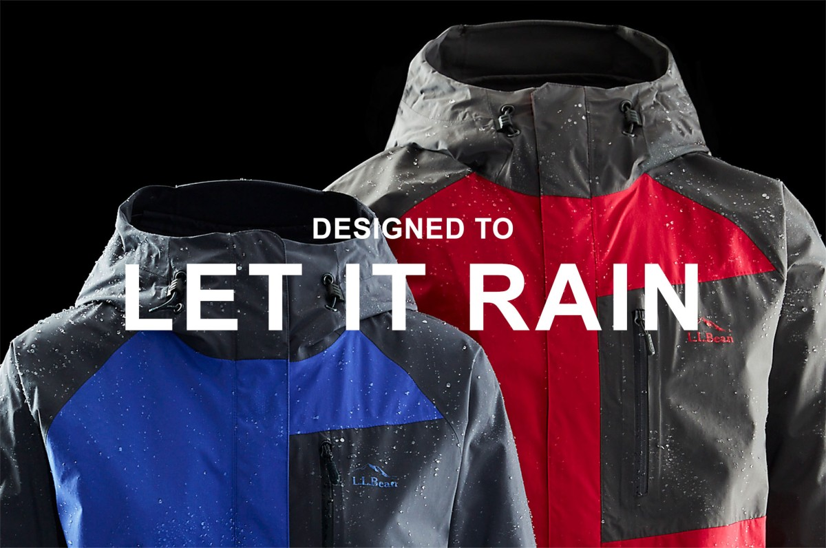 Designed to Let It Rain.