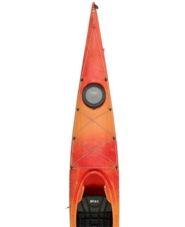 image of light touring kayak
