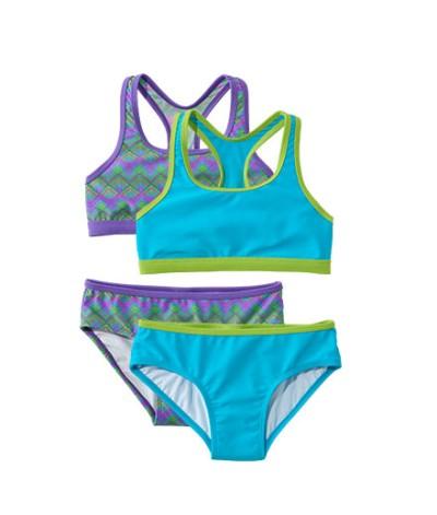 Girls' Beansport Swim Collection