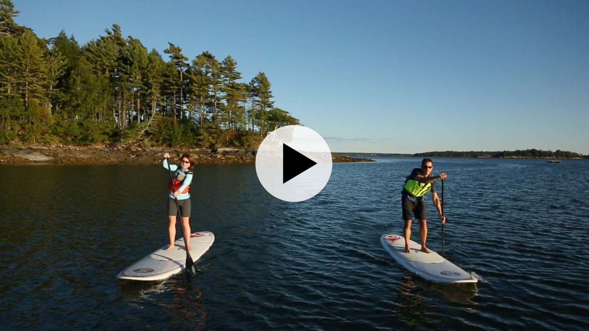How to Choose a Stand Up Paddle Board Video