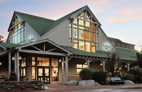 Free Event. Summer on the Coast Open House at L.L.Bean.