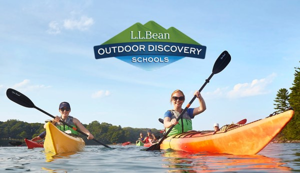 L.L.Bean Outdoor Discovery Schools. Classes start at just $25.