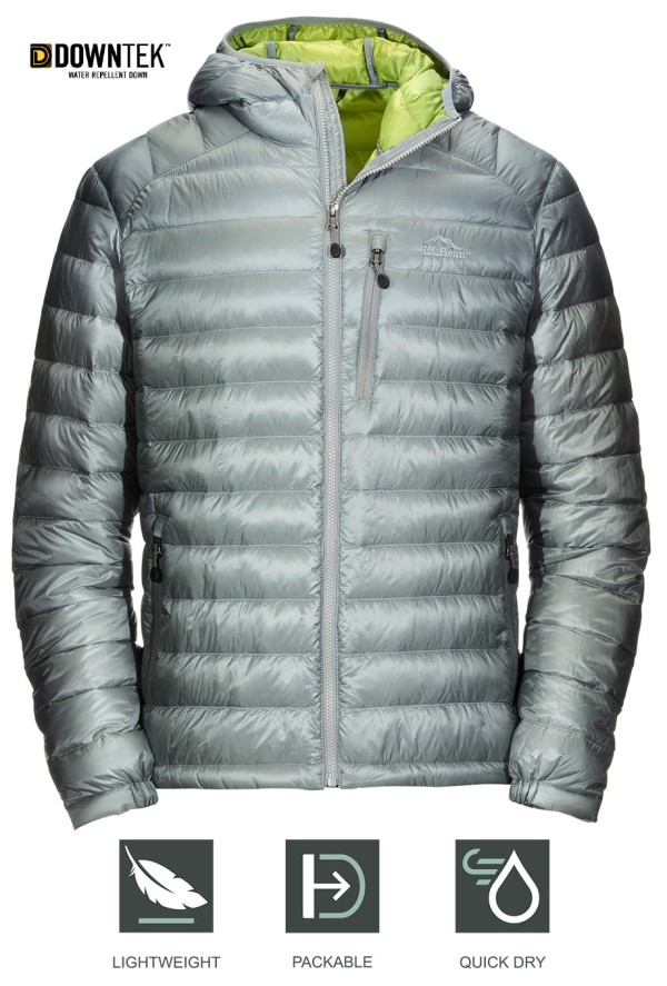 Ultralight 850 Down Jackets