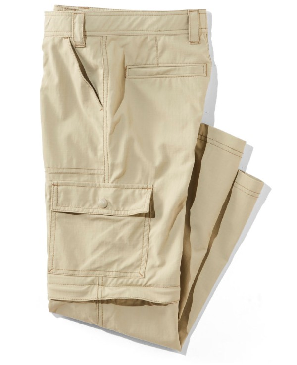 Image of Kids' Trekking Zip-Off Pants