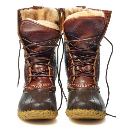 """The 10"""" Shearling-Lined Boot"""