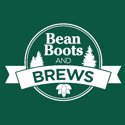 Bean Boots and Brews logo