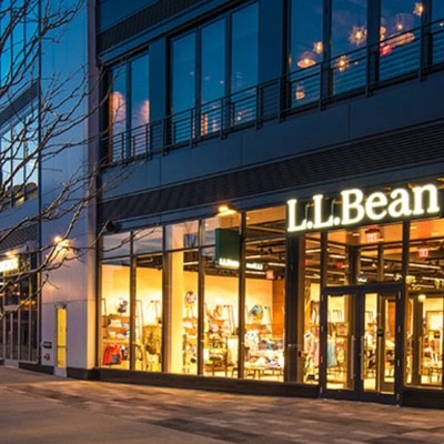 L.L.Bean opens Boston Seaport Massachusets Store