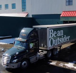 L.L.Bean Trailer Truck