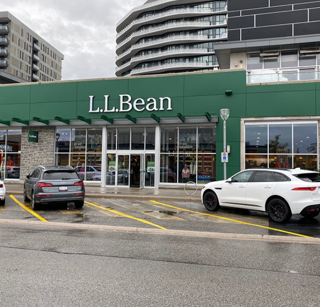 L.L.Bean Caps Year of Expansion in Canada with Toronto Store Opening