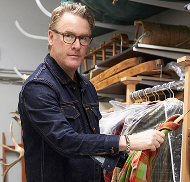 Inside the L.L.Bean Archives with Menswear Designer Todd Snyder