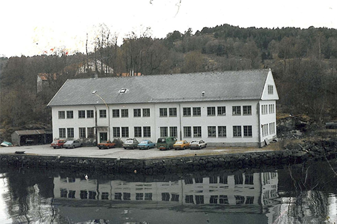The Norlender factory in Hosanger, Norway where the L.L.Bean Norwegian Sweater is knit