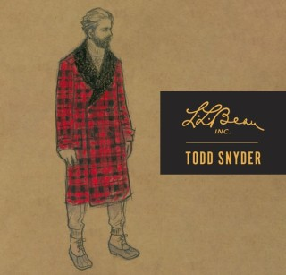 L.L.Bean collaboration with Todd Snyder