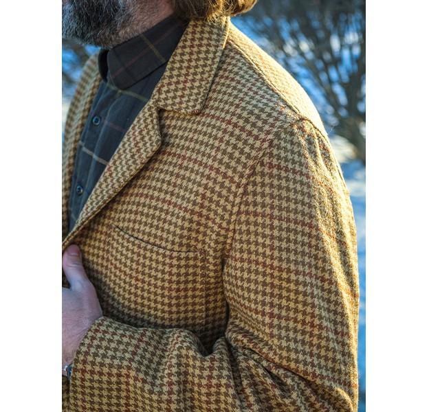 David in Loafer Coat