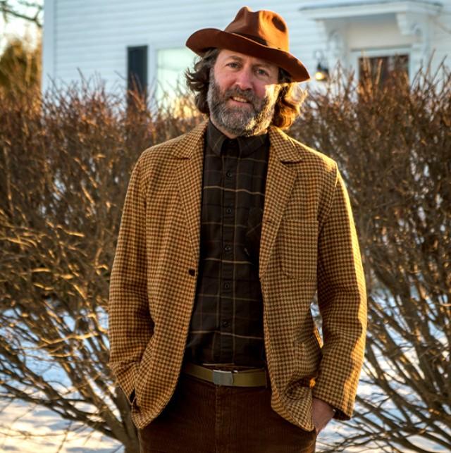 David in Maine