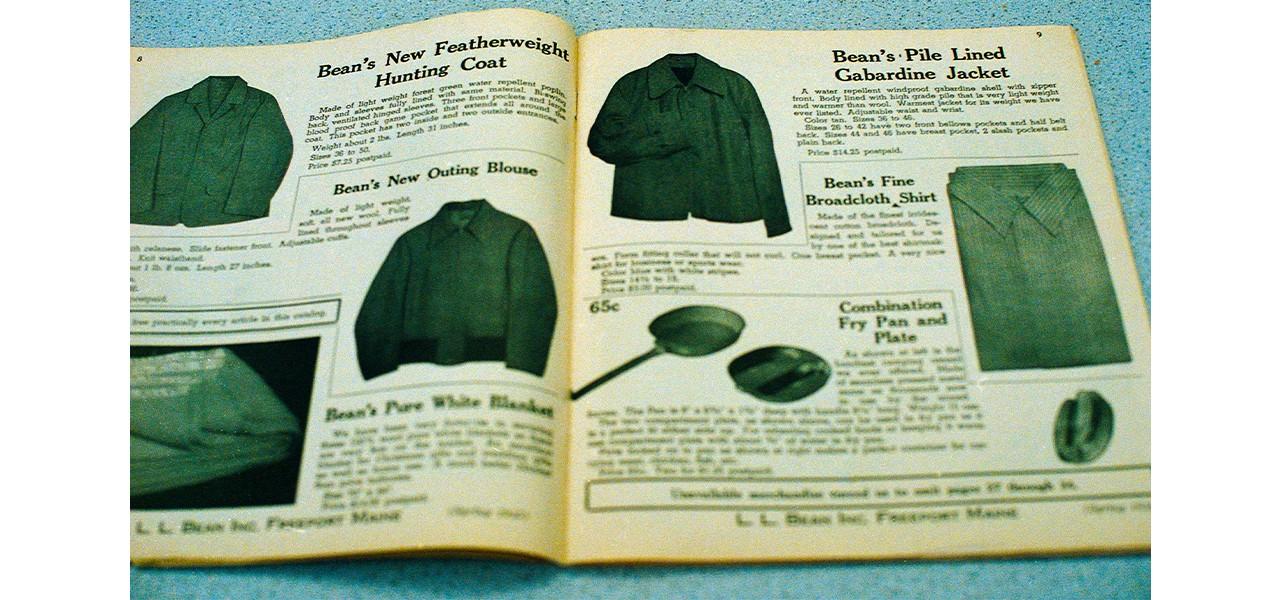 Archival L.L.Bean Catalog