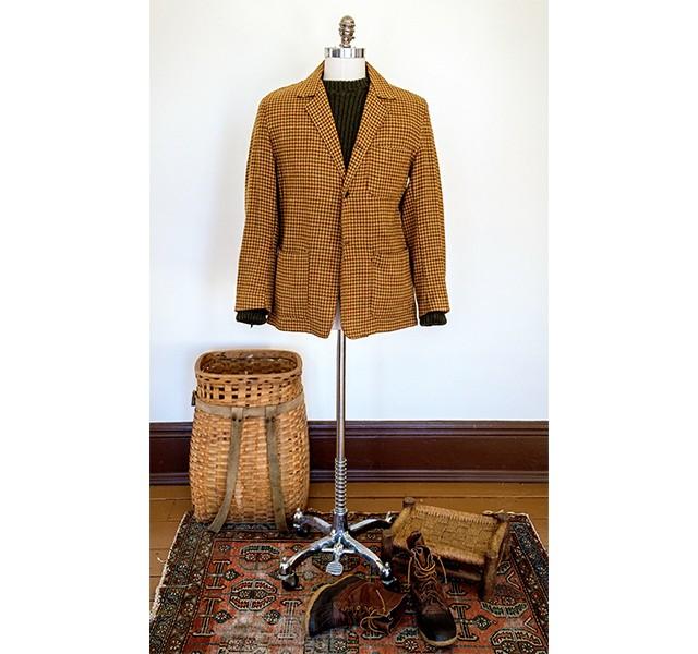 Loafer Coat