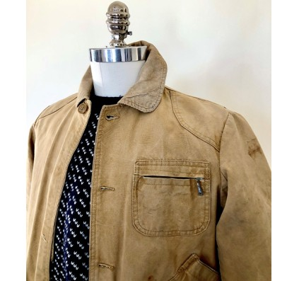 1950s Field Coat