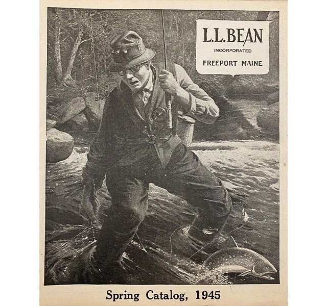 1945 L.L.Bean Spring Catalog