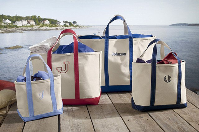 L.L.Bean Boat and Tote
