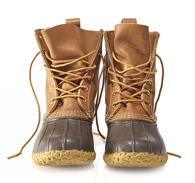 The 8-inch, unlined tan Bean Boot remains a best-seller for both men and women.
