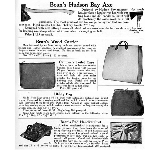 Hudson Bay Axe, circa 1934