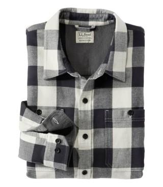 Men's Wicked Warm Organic Cotton Shirt