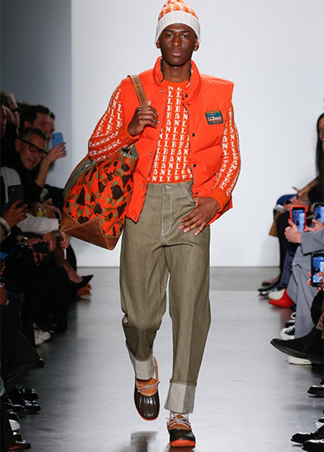 The down vest made its debut at New York Fashion Week 2020 as part of the L.L.Bean x Todd Snyder collaboration