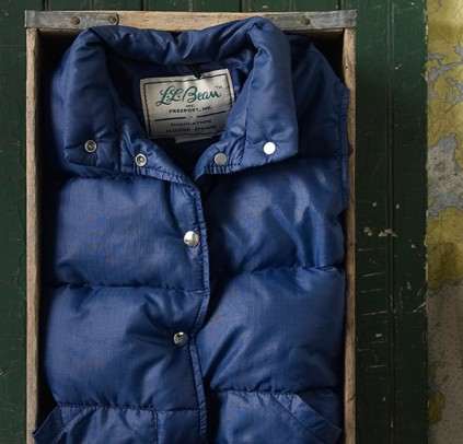 The Rise of the American Backpacker and the Vest that Kept Them Warm