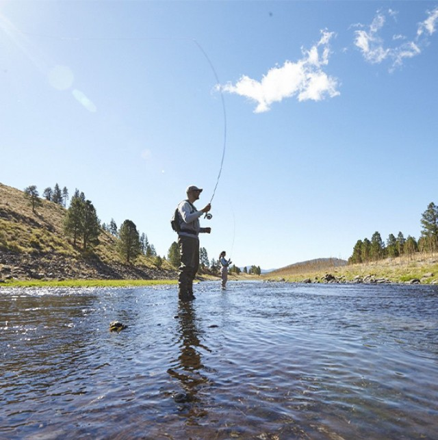 The Novice's Guide to Fly-Fishing