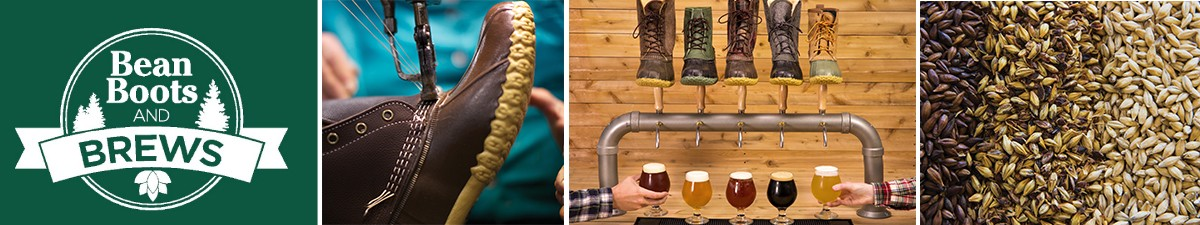 "L.L.Bean Launches ""Bean Boots and Brews"" Collaboration with Maine Craft Brewers"